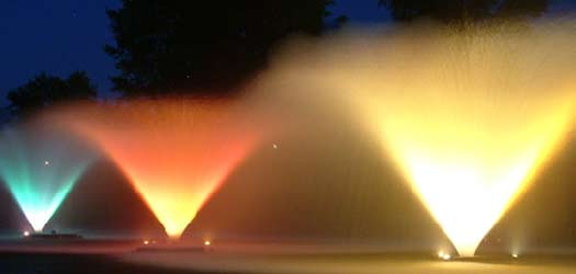 Kasco Marine, Inc. Fountains