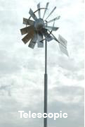 Telescopic Windmill